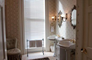מקלחונים בעיצוב חדר הרחצה