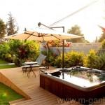 איך דשא סינטטי מהווה חלק מהותי מריהוט גן יוקרתי?