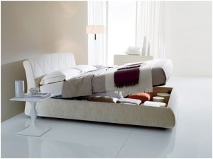מיטה ואחסון